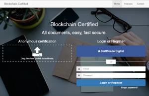 BlockChain Certified